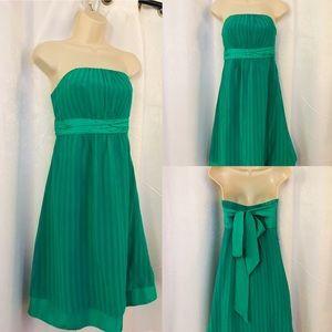 Moulinette Soeurs Anthropologie 100% Silk Dress